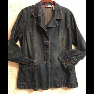 Woman's Denim Jacket/Blazer